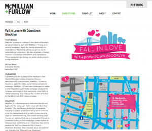 Case Study: Fall in Love with Downtown Brooklyn