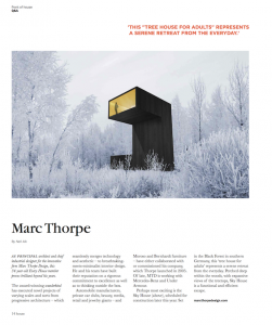 Feature: Marc Thorpe Design