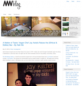 Interview: Chef Jay Astafa X Jay Kitchen Pop-Up