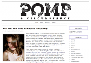 On the Pomp & Circumstance Blog