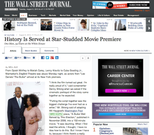 "Feature: ""Lee Daniels' The Butler"" Red Carpet Premiere"