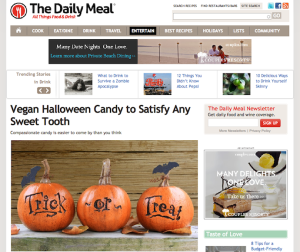 Feature: Vegan Halloween Candy