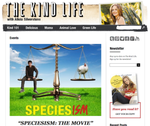 "Blog: ""Speciesism: The Movie"" Returns to LA & NYC"