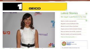 """Feature: """"Carry On! Vegan Handbags Abound at 71st Annual Golden Globes"""""""
