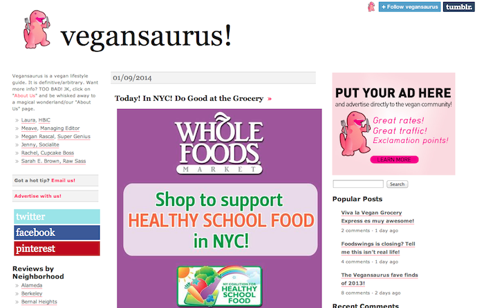 Blog: New York Coalition for Healthy School Food X Whole Foods Market NYC