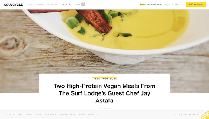 Two High-Protein Vegan Meals From The Surf Lodge's Guest Chef Jay Astafa