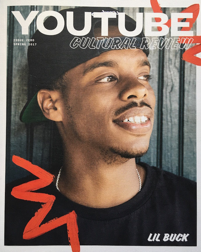 Proofreading: YOUTUBE CULTURAL REVIEW Issue Zero Spring 2017