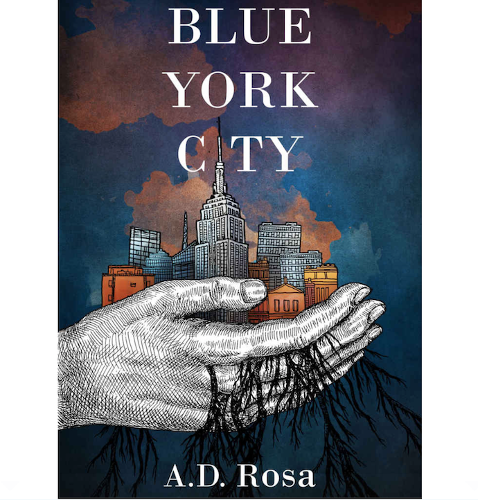 "Copyediting: ""Blue York City"" by A.D. Rosa"